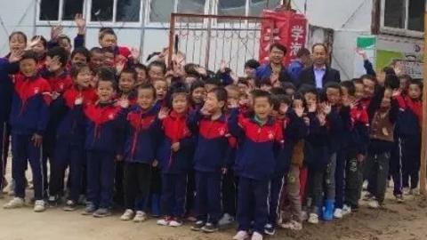 官网亚博公益行之甘肃&贵州:架起梦想桥梁,点亮学子梦想