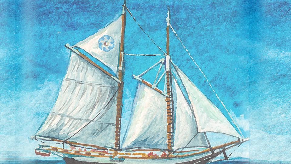 新亚博之歌——《帆》正式发布,你感动了吗?